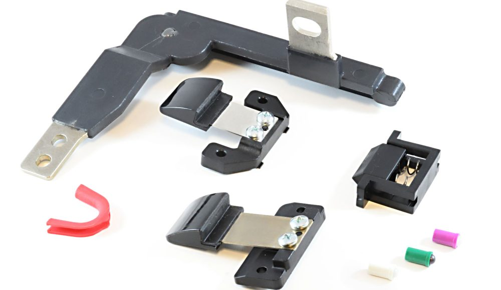 Plastic and Insert Molded Parts - Group